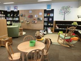 Burton Sperber Jewish Community Library, 2016