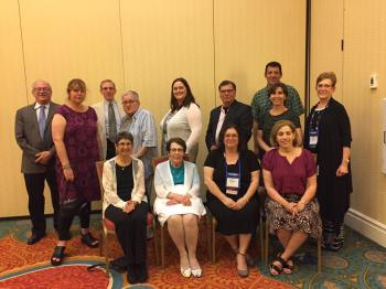 Group shot of the AJL Conference Committee in Charleston, NC, 2016