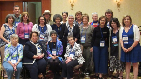 AJL Conference attendees, Woodland Hills, CA, 2019